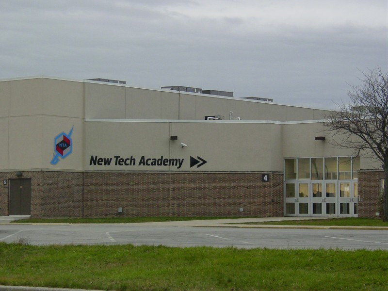 New Tech Academy Building
