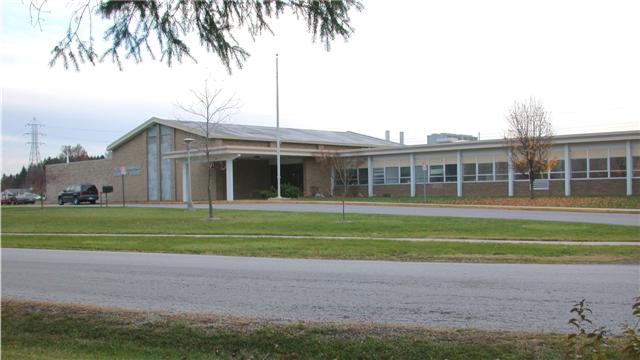 Shambaugh Elementary School Building