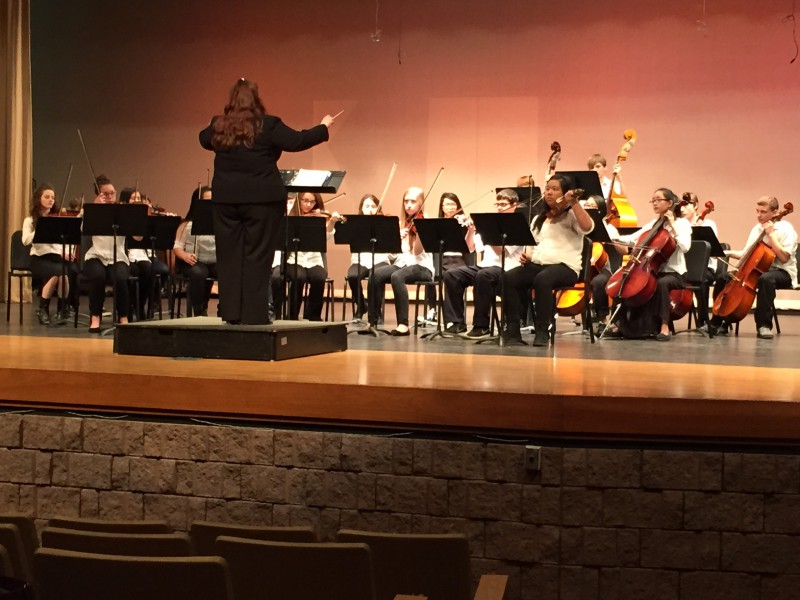 Gold rating in ISSMA for Shawnee Strings